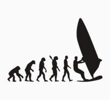 Evolution Windsurfing by Designzz