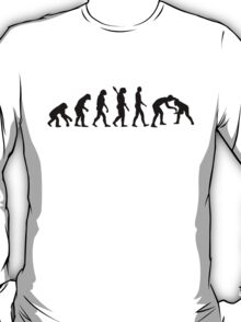 Evolution Wrestling T-Shirt