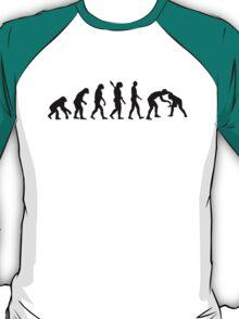 Evolution Wrestling T-Shirt