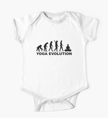Yoga evolution One Piece - Short Sleeve