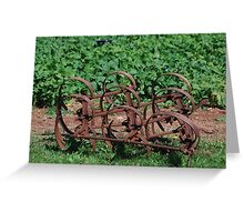 Farm Heritage Greeting Card