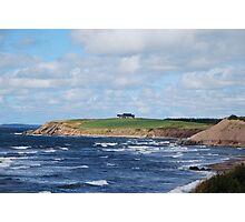 Captivating Cape Breton Coastline Photographic Print