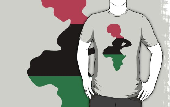 Motherland (African Colors) by TaVinci