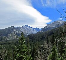 Rocky Mountain National Park by Jens  Larsen
