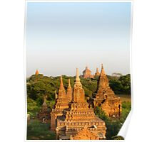 Pagoda Peaks Poster