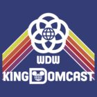 Kingdomcast Future World logo by wdwkingdomcast