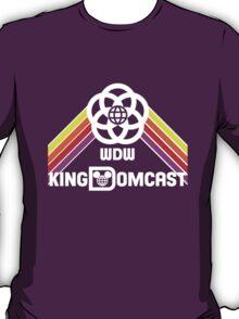 Kingdomcast Future World logo T-Shirt