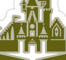Kingdomcast Toasty logo Sticker
