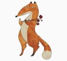 Fox & Flower by Cleo Lant