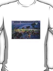 Kingdomcast Horizons logo T-Shirt