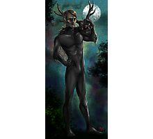 Hannibal - Wendigo costume Photographic Print