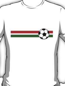 Football Stripes Portugal T-Shirt