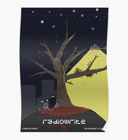 Radiowrite Poster Poster