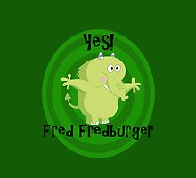 Fred fredburger by kalilak