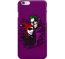Joker and Harley iPhone Case/Skin