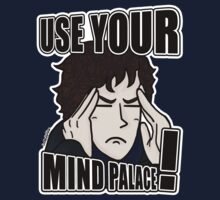 """USE YOUR MIND PALACE!"" by Adele Mayr"