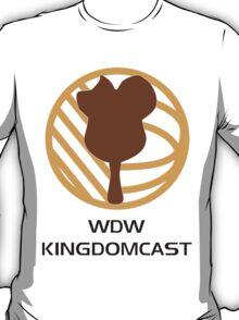 Kingdomcast Mickey Bar logo T-Shirt