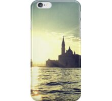 Venice. San Giorgio iPhone Case/Skin