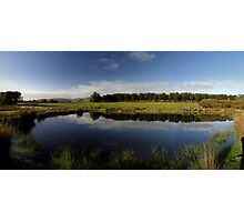 Broom Hills, Victoria, Australia. Photographic Print