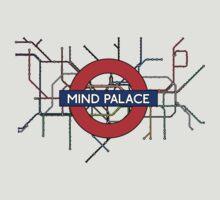 Mind Palace Map by heythisisBETH