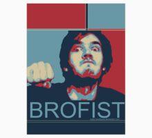 BROFIST. by PeanutToast