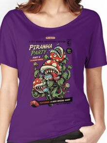 Piranha Party Women's Relaxed Fit T-Shirt