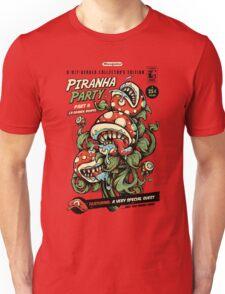Piranha Party Unisex T-Shirt