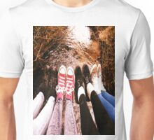SHOeS and WaTER Unisex T-Shirt