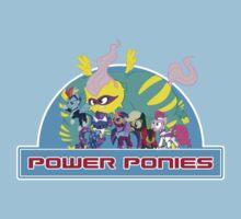 Power Ponies Kids Tee