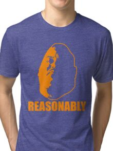 Huell, Are You Happy? Tri-blend T-Shirt