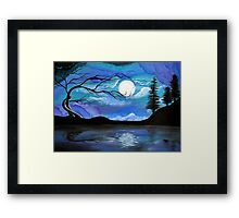 Reflected Dream - by Angieclementine Framed Print