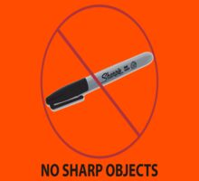 No Sharp... Objects Kids Clothes