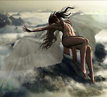Free like an angel by Amaviael