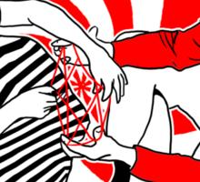 The White Stripes Sticker