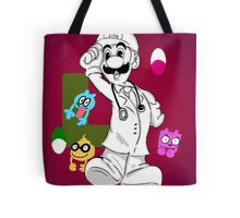 DR Luigi Tote Bag