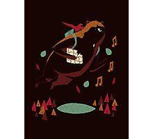 banjo kazooie(brown) Photographic Print