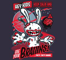Use Your Braiiins Unisex T-Shirt