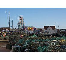Fishing Equipment. Photographic Print