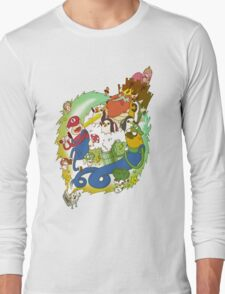 Adventure Bros Long Sleeve T-Shirt