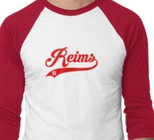 Reims style Baseball Men's Baseball ¾ T-Shirt