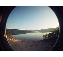 lac ensoleillé Photographic Print