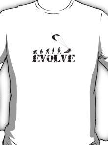 Evolve Kitsurf, kiteboard T-Shirt