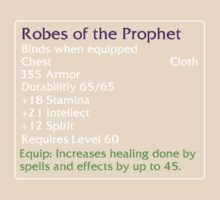 Robes of the Prophet by DPSmachine