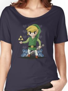 The Legend of Zelda: Wind Waker Women's Relaxed Fit T-Shirt