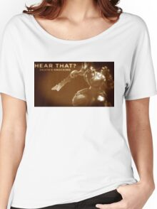 Draven Hear That? Women's Relaxed Fit T-Shirt
