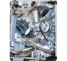 Cutaway car engine iPad Case/Skin