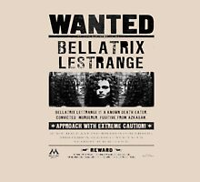 Bellatrix Lestange Wanted  Unisex T-Shirt