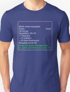 Glacial Vestments T-Shirt