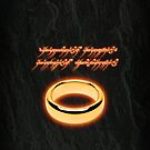 The One Ring by Confundo