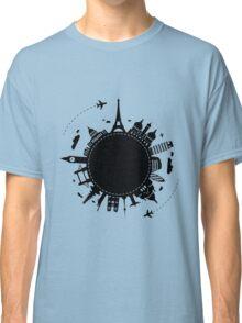 Around The World Classic T-Shirt